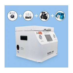 Large Size 15 Inch OCA LCD Laminating Machine For Flat Curved For iPad 12.9 Cellphone Screen Repair
