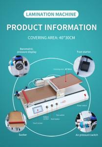 OCA Laminator Universal for Samsung Edge Curve iPhone and Flat Screens Refurbish LCD Laminating Machine