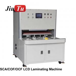 Big Size SCA TPF OCA Vacuum Laminating Machine For G+G Bonding Big Computer Car DVD Screen Lamination Jiutu