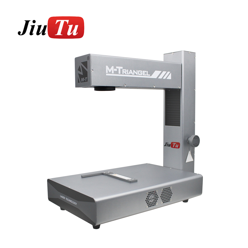 Jiutu Mi One Laser Machine Engraving For iPhone 12 12Pro 11 11ProMax X XR 8G 8P Back Glass Removal DIY Logo Marking Tool Featured Image