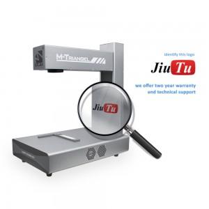 Jiutu Mi One Laser Machine Engraving For iPhone 12 12Pro 11 11ProMax X XR 8G 8P Back Glass Removal DIY Logo Marking Tool