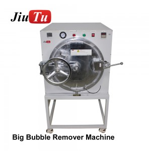 Big Customized Autoclave Air Bubble Removing Machine For iPad Tablets TV Computer Navigation LCD Touch Screen Repair