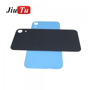 Back Cover Glass Rear Housing For iPhone XS 11 11 Pro Rear Door Body Assemble Housing Replacement Parts with Camera Flash Lens