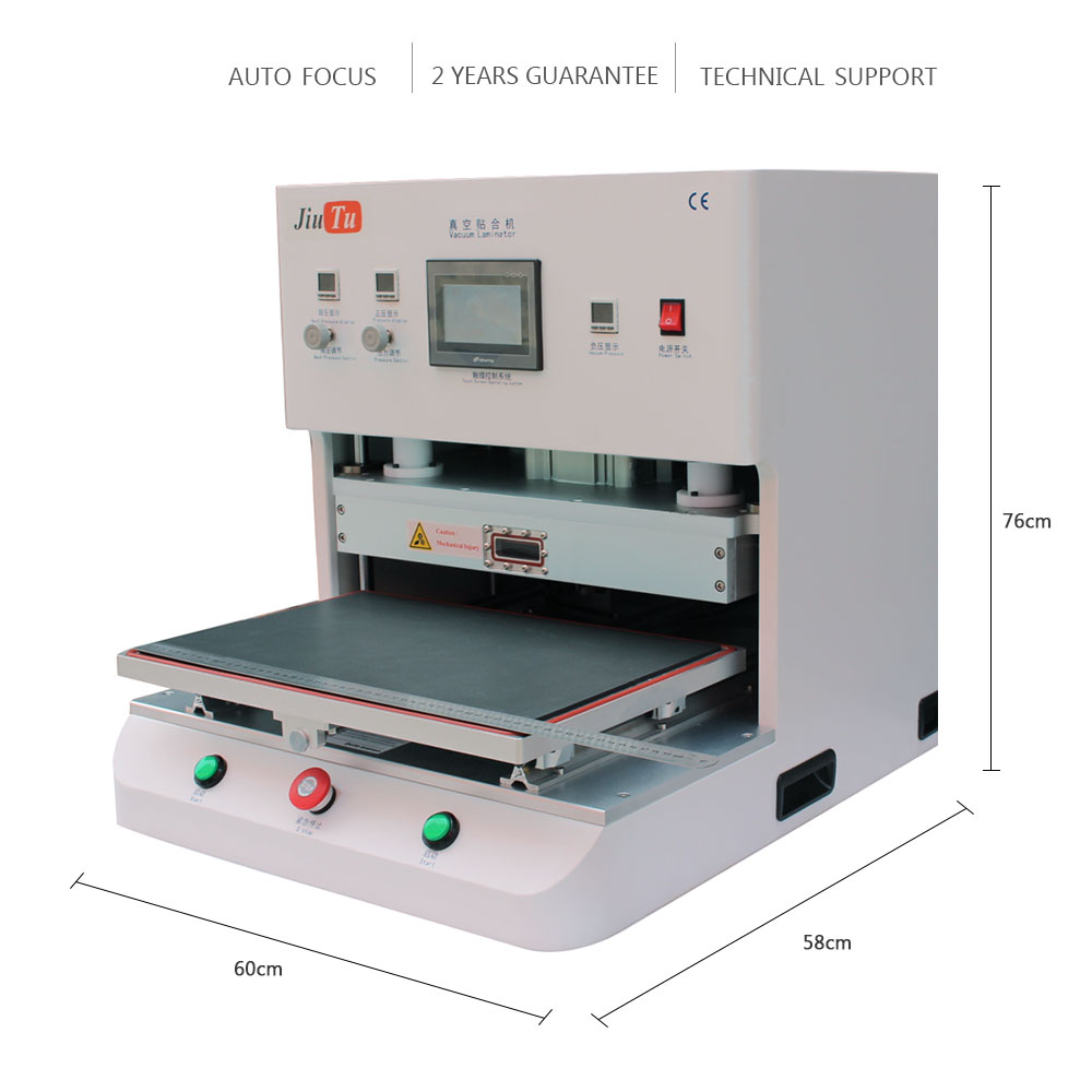 21 inch Vacuum Laminator Machine For iPad/Tablets LCD Screen Lamination Equipment Featured Image