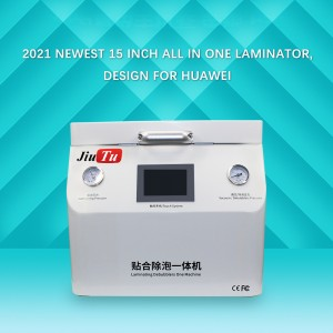 6 in 1 LCD Repair Machine OCA Laminator With UV Light For iPhone & Samsung Bubble Removing