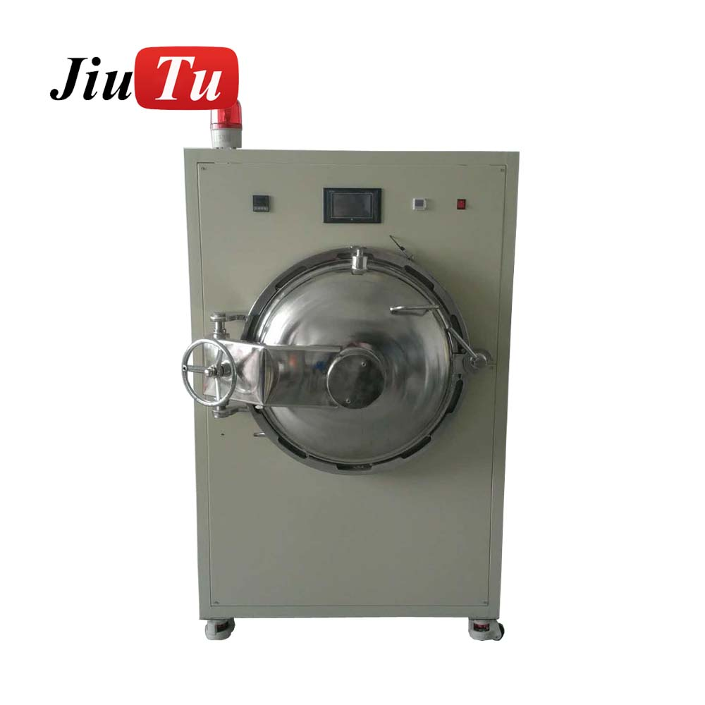 600x900mm COF SCA Big Bubble Remover Machine For iMac Computer/Aircraft/ Security Check Sensitive Touch Glass Assembly Bonding Featured Image