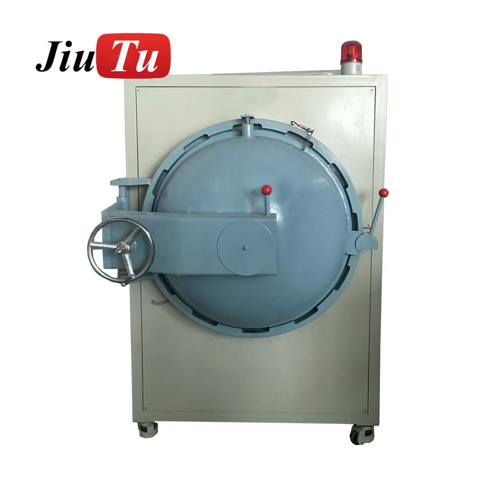 Optical Bonding For Flexible Touch Screen And Glass Up to Largest Size 800*1200mm Autoclave Bubble Removing Machine Featured Image