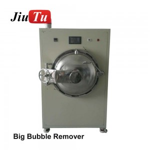 High Pressure Heating ITO+CG, FILM+CG, CTP+LCD Module Defoaming Machine Bubble Removing For Aircraft TV Bus Screen Repair