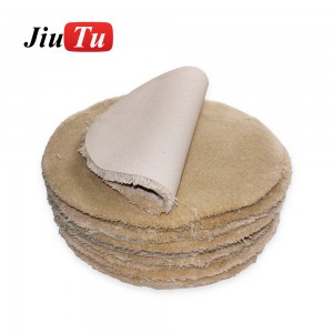 Polishing Machine Thickening Blanket Pad Suiatable For Dual Four Heads Cellphone Watch Screen Repair Grinding Equiment