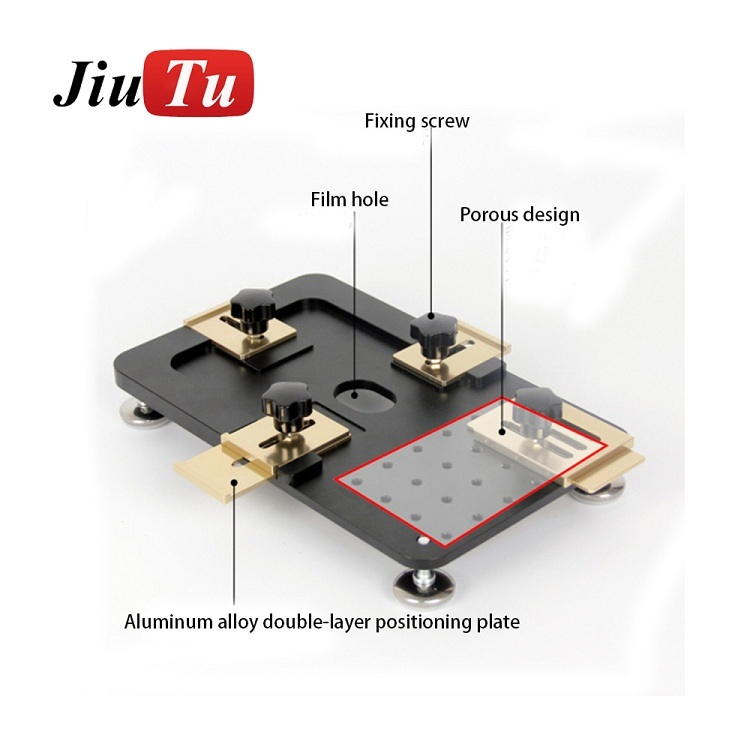 Universal Phone LCD OCA Laminating Alignment Mould LCD Refurbish Screen Fix Mold For Mobile Phone Repair Replacement Mould Featured Image