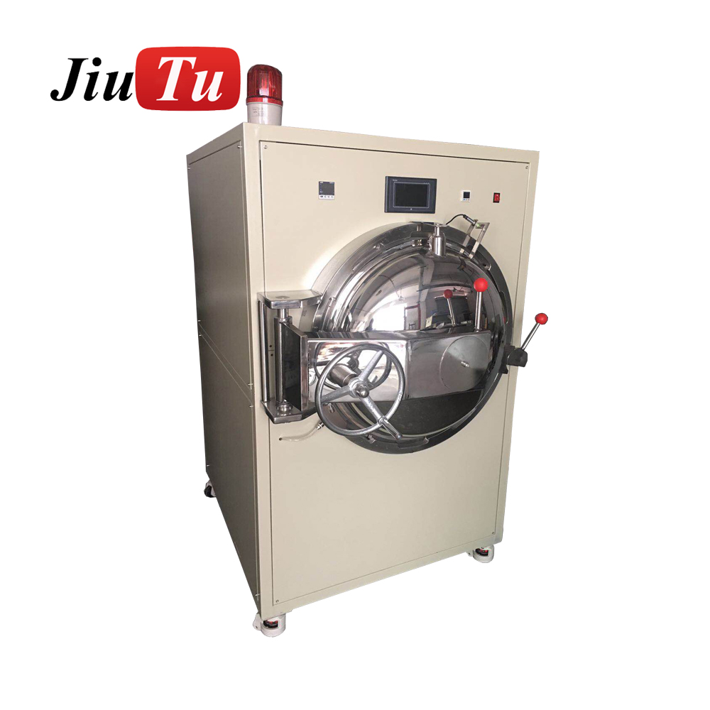 800*1200mm Defoaming Machine For Big LCD Screen Bubble Removing After Hard To Hard CG Bonding /Assembly (CTP+LCD) Process Featured Image