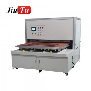 Jiutu TV LED  Airplane Screen Repair Car DVD Screen Fix 25/27/29/32/40 inch OCA Vacuum Laminator Machine