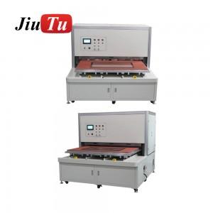65 Inch  Hot Press Airport Self-Service Equipment Lcd Oca Vacuum Bonding Laminating Machine Laminator