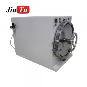 OCA OCF COF SCA Bonding Defoaming Autoclave Remover Machine For Airplane Screen Big LED Device Screen Repair
