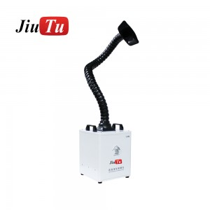 Soldering Smoke Cleaner Dust Purifier Smoke Purification Fume Extractor Air Cleaner Filter For Laser Separating Machine