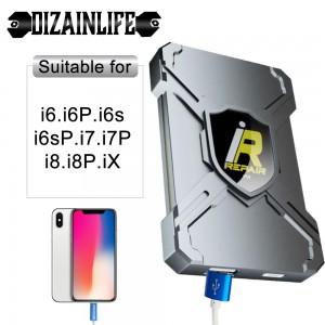 iRepair p10 DFU Box NAND Programmer ID Box HDD Serial Read Write Error Repair For iPhone 6 7 7P 8 X iPad Nand Repair Non-Remove