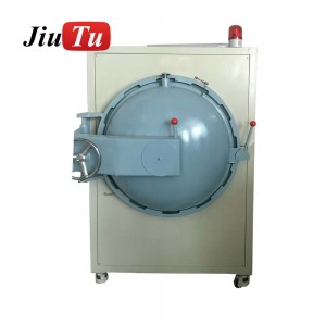 800*1200mm Defoaming Machine For Big LCD Screen Bubble Removing After Hard To Hard CG Bonding /Assembly (CTP+LCD) Process