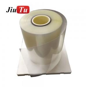 1 Roll 150um SCA Hot Melt Glue Film Glass to Glass Lamination G+G Bonding Rigid to Rigid Laminator Machine Jiutu