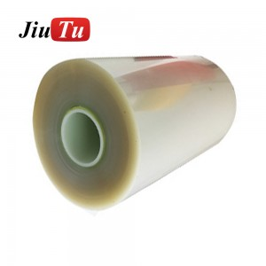 Jiutu 250UM SCA-A UV-Curable Optical Adhesive For TV Tablet Navigation All-in-one Large LCD Screen Lamination Bonding Repairing